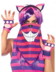 Bandana chat du Cheshire femme