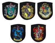 Lot de 5 répliques écussons Poudlard - Harry Potter™