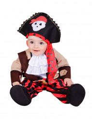 Déguisement pirate bébé - Premium