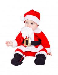 Déguisement père noël bébé - Premium