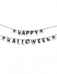Guirlande Happy Halloween insectes 3 mètres