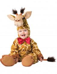 Déguisement girafe pour bébé - Luxe