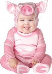 Déguisement petit cochon pour bébé - Classique