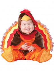 Déguisement dindon pour bébé - Luxe