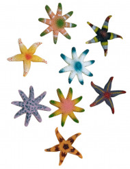 Décoration étoile de mer 7 cm