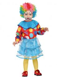 Déguisement clown à tutu bébé