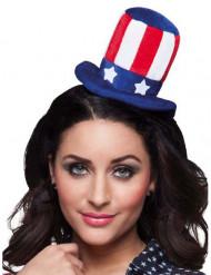 Mini chapeau américain adulte