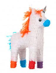 Piñata licorne blanche 55 cm