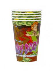 5 Verres 200 ml Scooby doo™