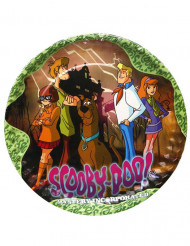 5 Assiettes Scooby-doo™ 23 cm