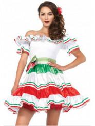 Déguisement señorita mexicaine sexy femme