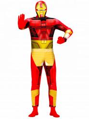 Déguisement héros bionique adulte