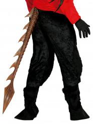 Queue démon adulte 1 m Halloween