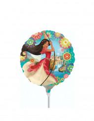 Ballon aluminium Elena d'Avalor ™ gonflé 23 cm