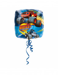 Ballon aluminium Blaze et les Monster Machines™ 43 cm