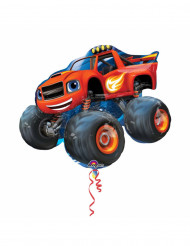 Ballon géant aluminium Blaze et les Monster Machines™ 86cm