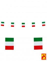 Guirlande drapeaux Italie 15 X 20 cm
