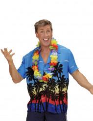 Chemise touriste hawaïen adulte