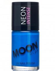 Vernis à ongles bleu phosphorescent 15 ml Moonglow ©