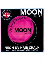 Crème pour mèches à cheveux rose fluo UV 3,5 g Moonglow ©