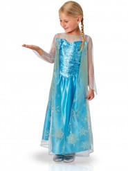 Déguisement classique Elsa Frozen La reine des Neiges™ enfant