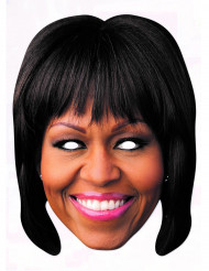 Masque carton Michelle Obama
