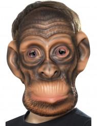 Masque tête de chimpanzé enfant