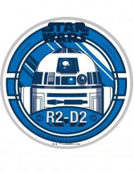 Disque azyme  R2-D2 - Star Wars™ 20 cm