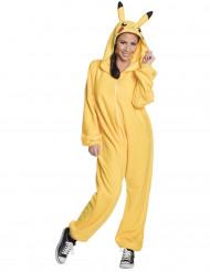 Déguisement Pikachu Pokémon™ adulte