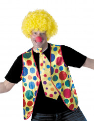 Gilet clown adulte