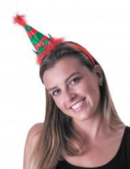 Serre-tête petit elfe adulte Noël