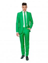 Costume Mr. Solid vert homme Suitmeister™