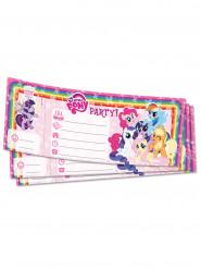 20 Cartes d'invitation My Little Pony ™