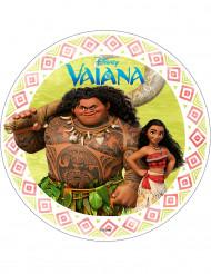 Disque en azyme Vaiana™ 21 cm