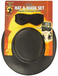 Kit Accessoires Zorro™ enfant