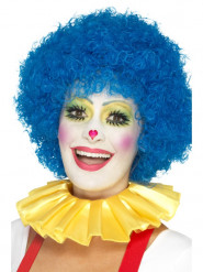 Collerette clown jaune adulte
