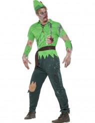 Déguisement garçon des bois adulte Halloween