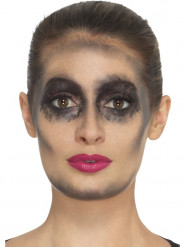 Kit maquillage infirmière zombie adulte Halloween