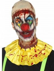 Kit clown effrayant latex adulte Halloween
