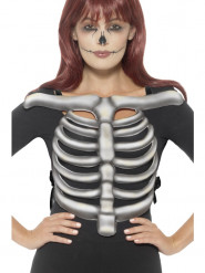 Cage thoracique squelette adulte Halloween