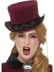 Chapeau vampire victorienne femme Halloween