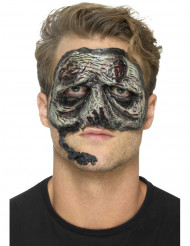 Prothèse en mousse latex oeil de zombie adulte Halloween