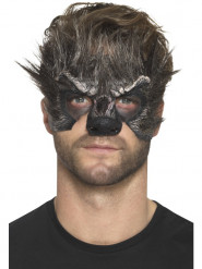 Prothèse en mousse latex loup-garou adulte Halloween