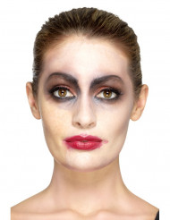 Prothèse latex entailles adulte Halloween