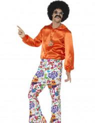 Pantalon hippie années 60 homme