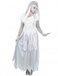 Déguisement marié fantôme femme
