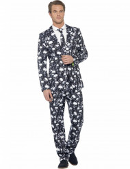 Costume Mr. Squeletton homme Halloween