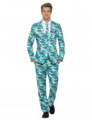 Costume Mr. Aloha homme