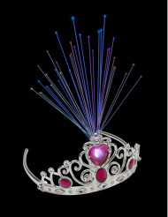 Diadème lumineux princesse