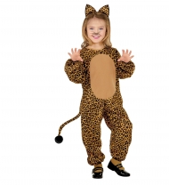 Déguisement léopard combinaison enfant